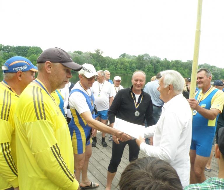 24-26 травня відбулись ветеранські змагання в Києві